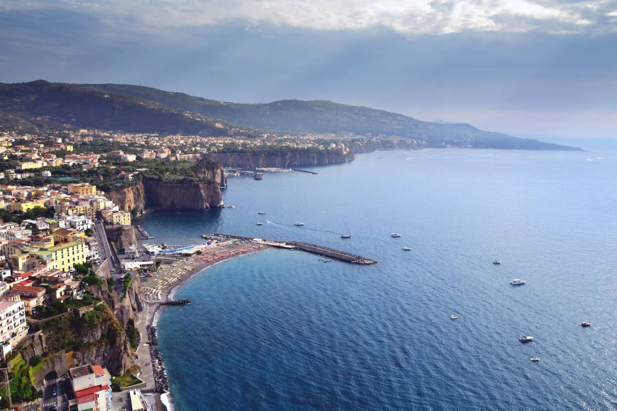 Travel etc Transfer from Sorrento to Salerno and Viceversa