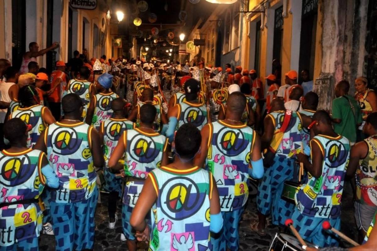 Check Point Pelô à Noite – Salvador-BA