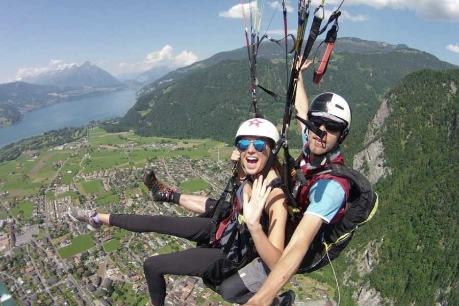 4.0 Tours GO Rome: Interlaken Summer