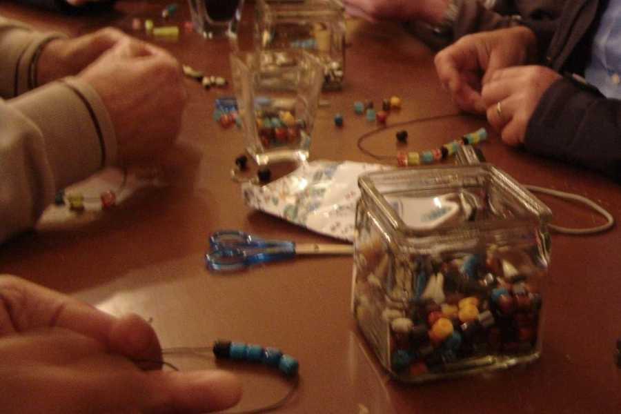 Explorabilia Komboloe : Worry Beads Workshop
