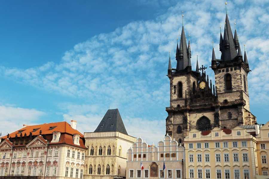 4.0 Tours Go Barcelona and Go Rome: Prague
