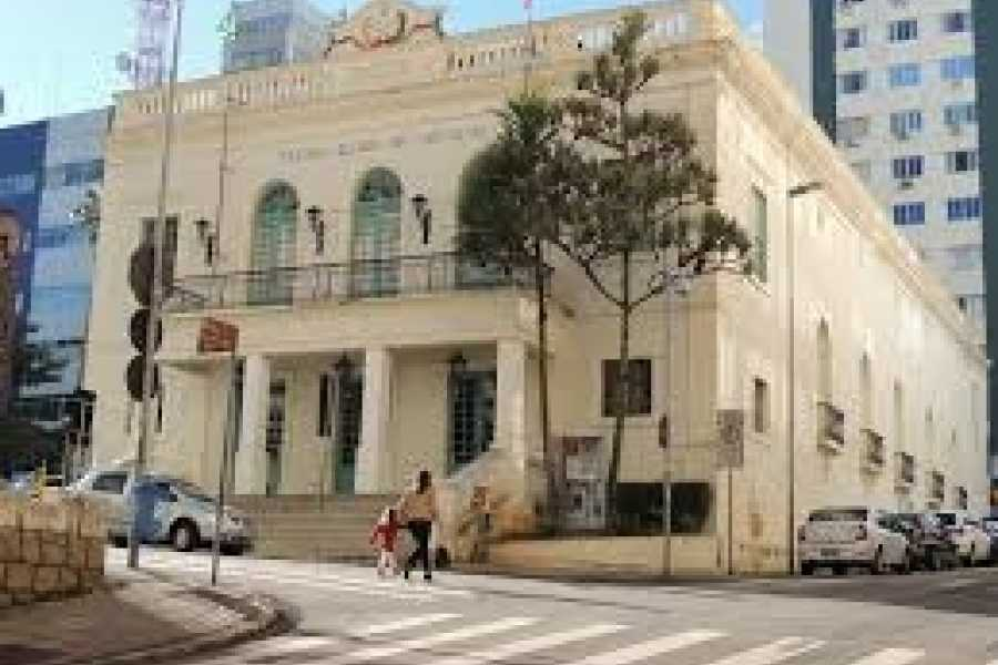 Check Point Teatro Alvaro de Carvalho