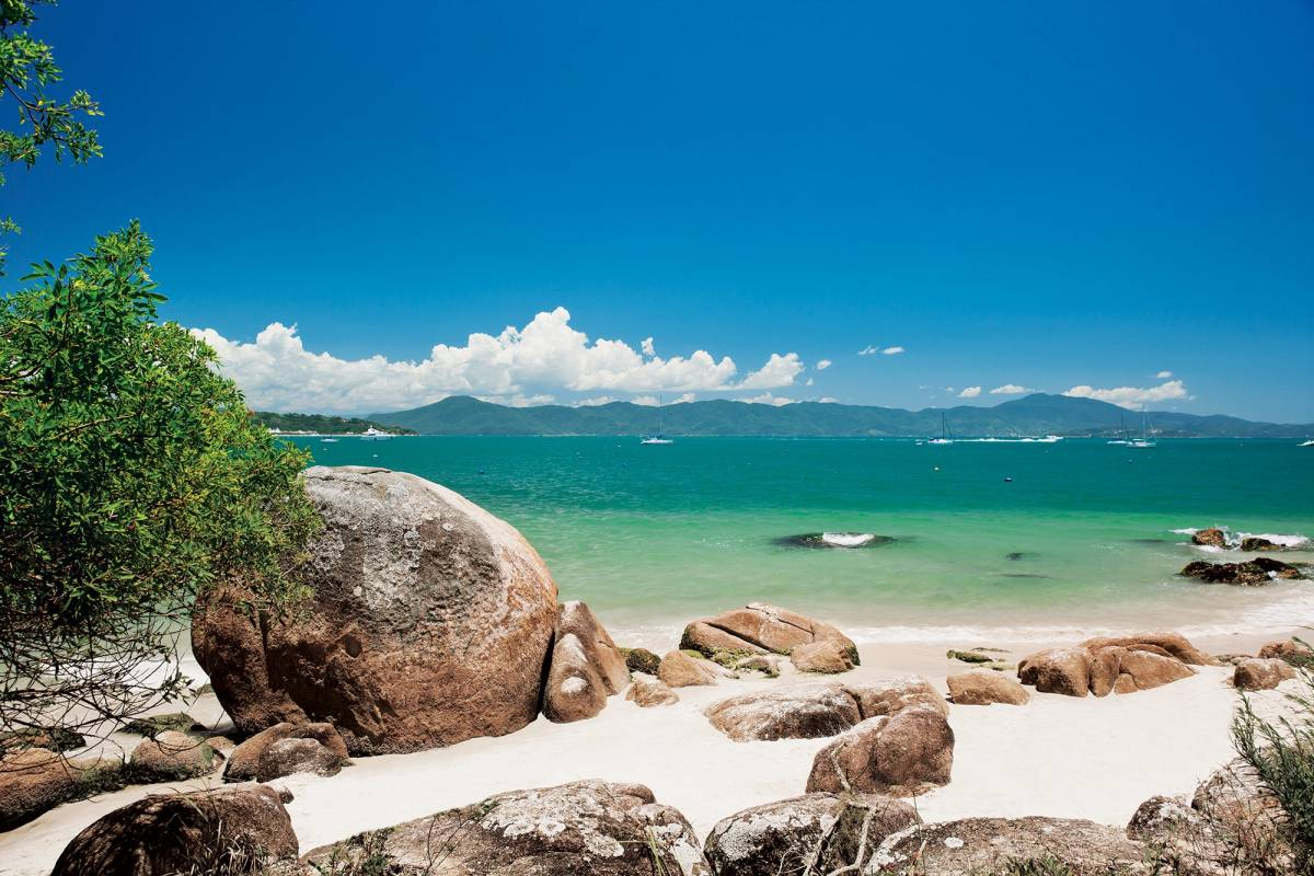 Check Point Praia Jurerê Internacional – Norte da Ilha