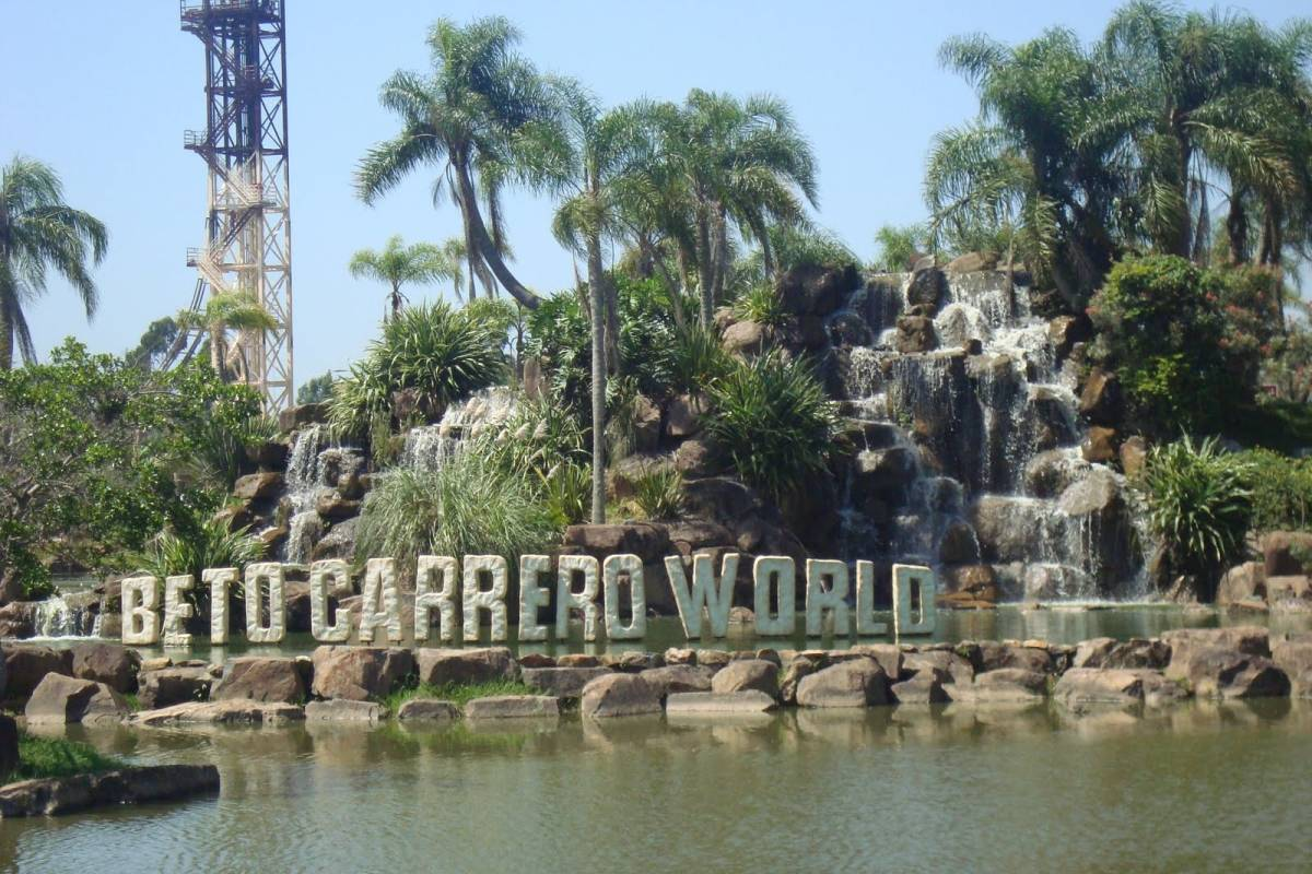 Check Point City Tour Beto Carrero World