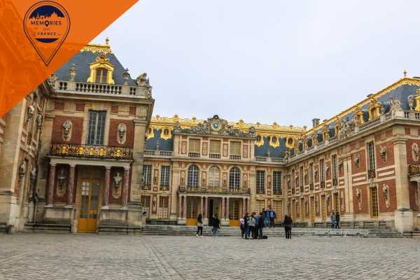 Memories DMC France Versailles Palace Half-Day Tour with Skip-the-Line & Gardens