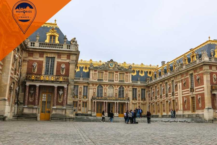 Memories DMC France Versailles Palace Half-Day Tour with Skip-the-Line & Gardens, from Paris