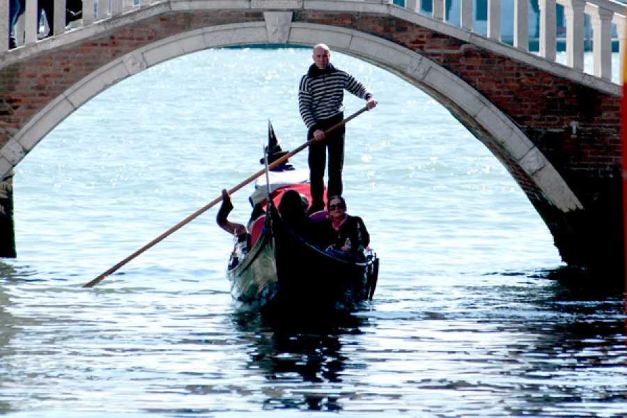 Venice Tours srl ROMANTISCHE PRIVATE GONDELFAHRT