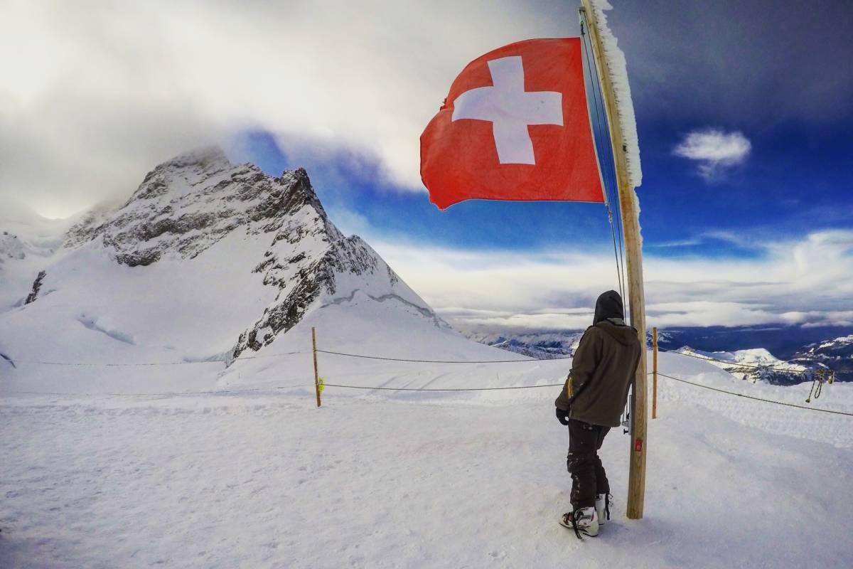 4.0 Tours Jungfraujoch - Top of Europe