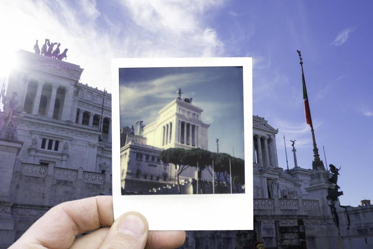 Sophort Polaroid Fototour Rom - Classic