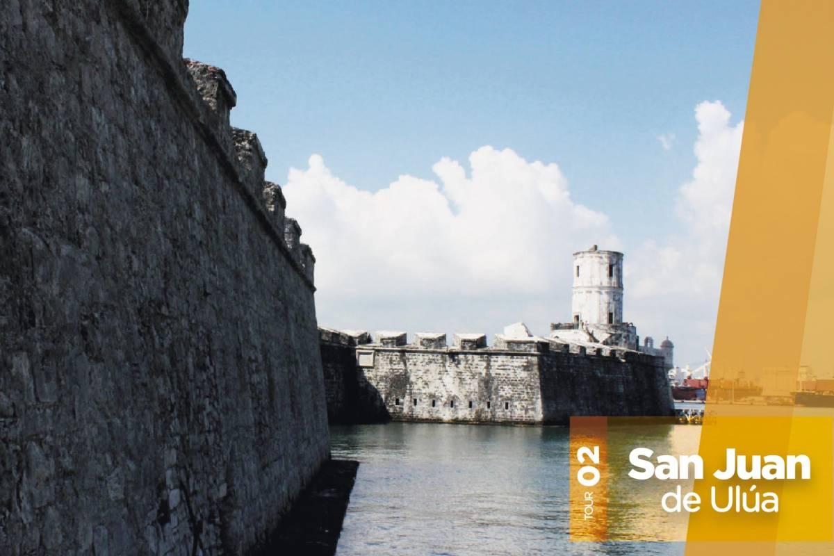 Tours & Tickets Operador Turístico Tour a San Juan de Ulúa