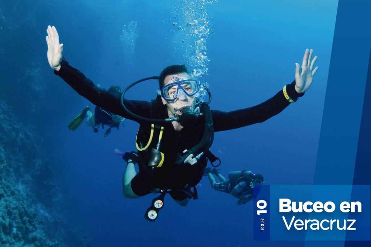 Tours & Tickets Operador Turístico Buceo o Snorkel en Veracruz