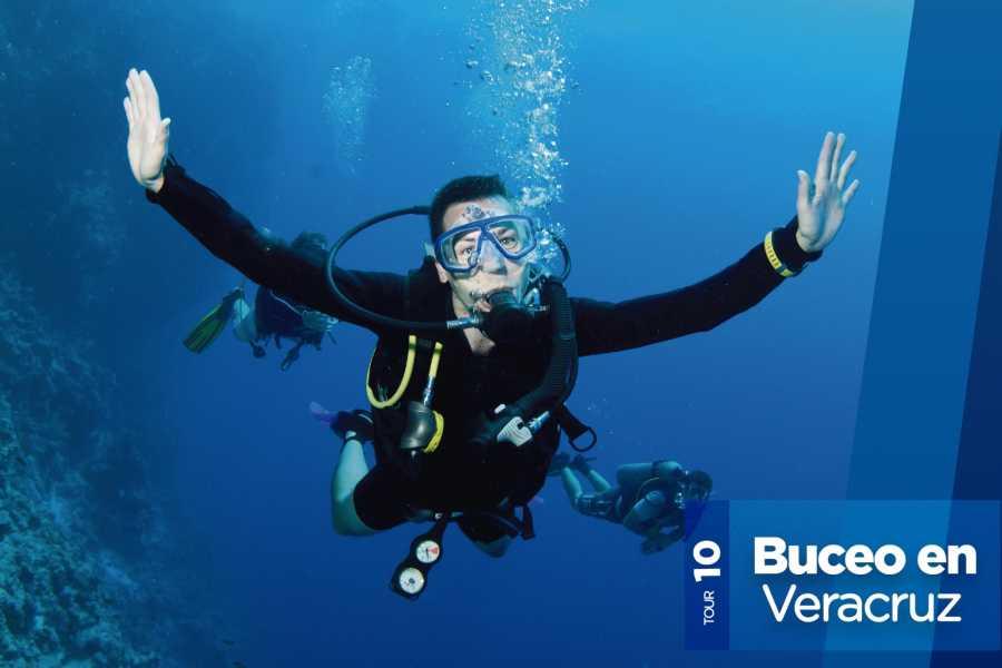 Tours y Tickets Operador Turístico Buceo o Snorkel en Veracruz