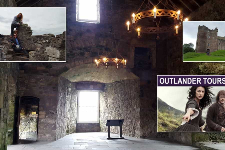 Clyde Coast Tourism Ltd Outlander Tour with Special Guests