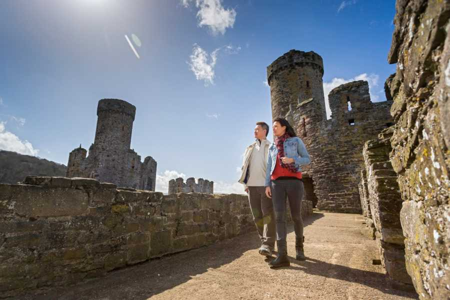 Cambria Tours Countryside Retreat in North Wales