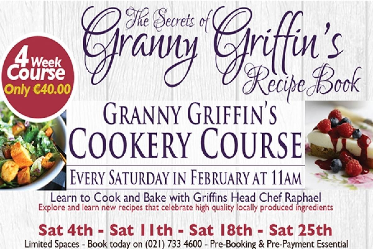 Good Food Ireland Granny Griffins Cookery Course