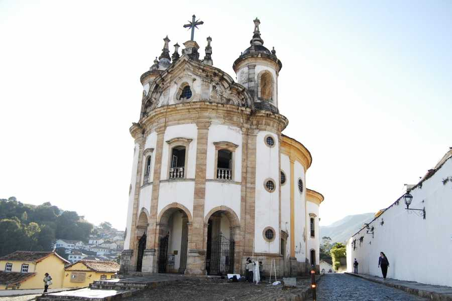 Check Point Tourist Attractions Natal - Church of the Rosary Our Lady of the Blacks