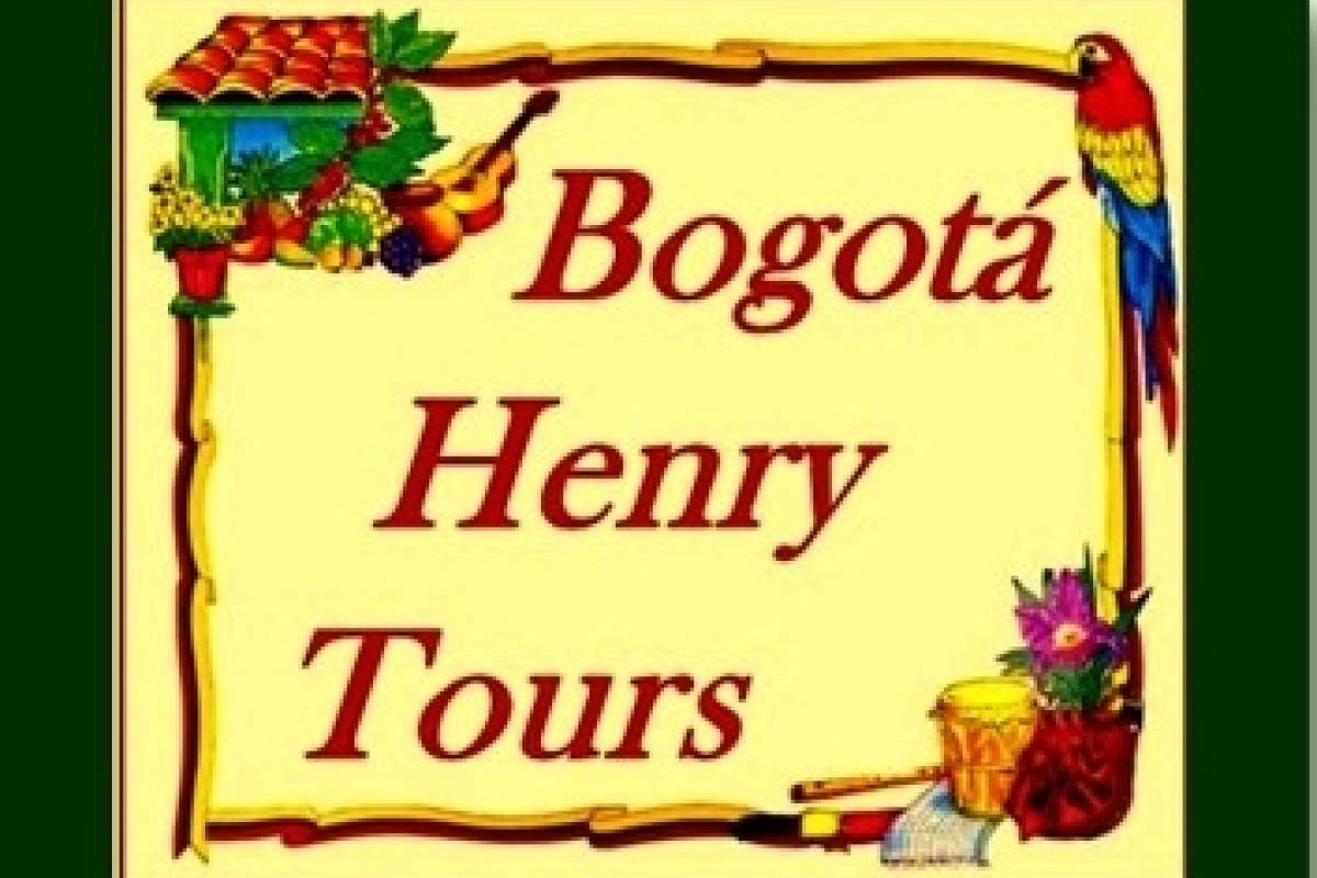 Bogota Henry Tours Sold 1 Day