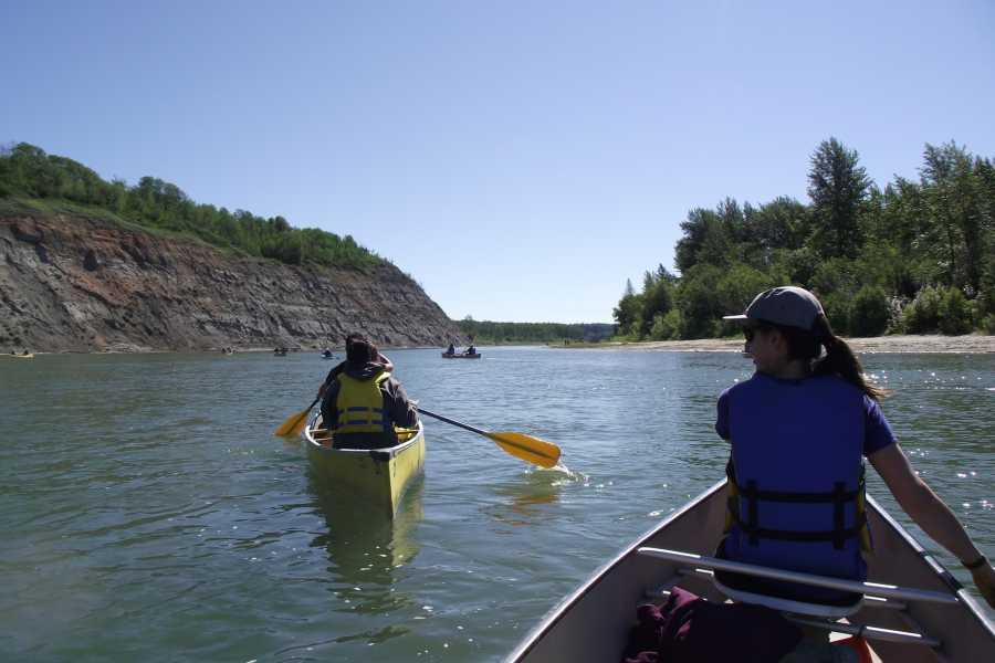 Edmonton Canoe Saturday all day canoe