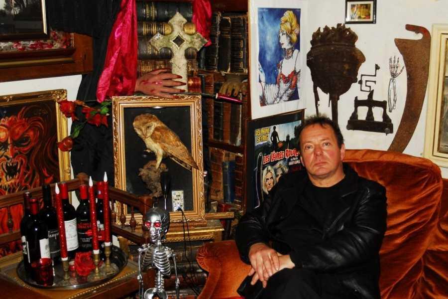 Explorabilia The Museum of Vampires and Legendary Creatures