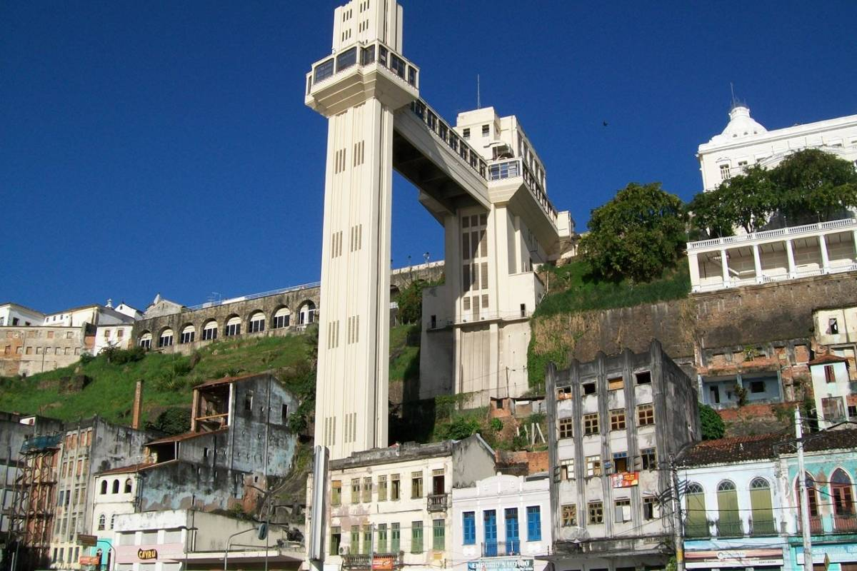 Check Point Elevador Lacerda