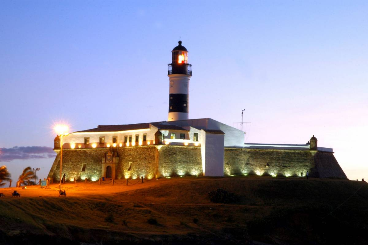 Check Point Farol da Barra