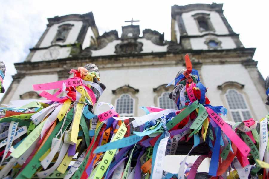 Check Point Igreja do Bonfim