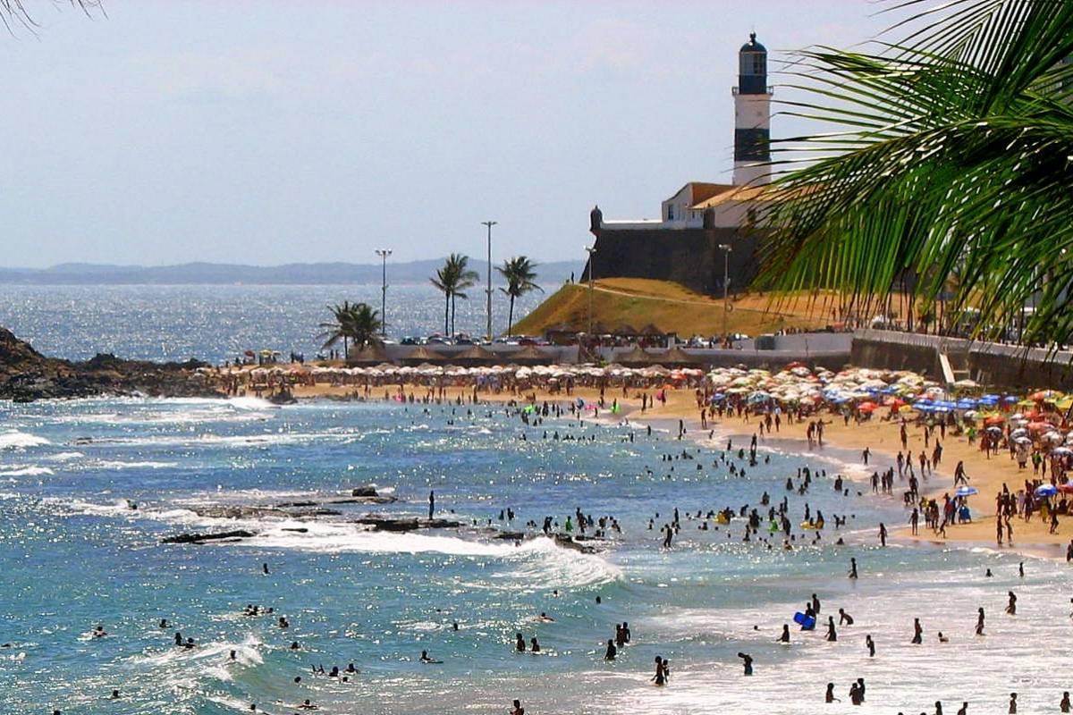 Check Point Praia Farol da Barra