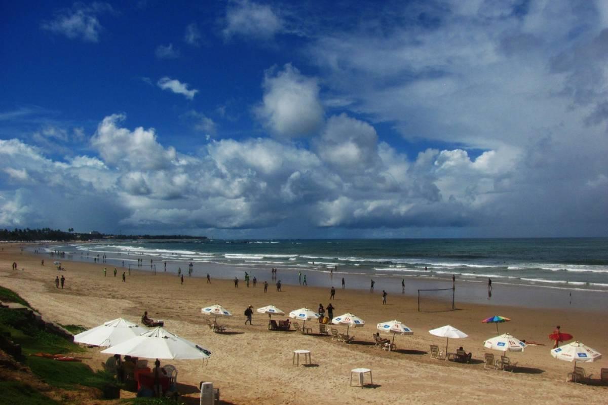 Check Point Praia do Corsário