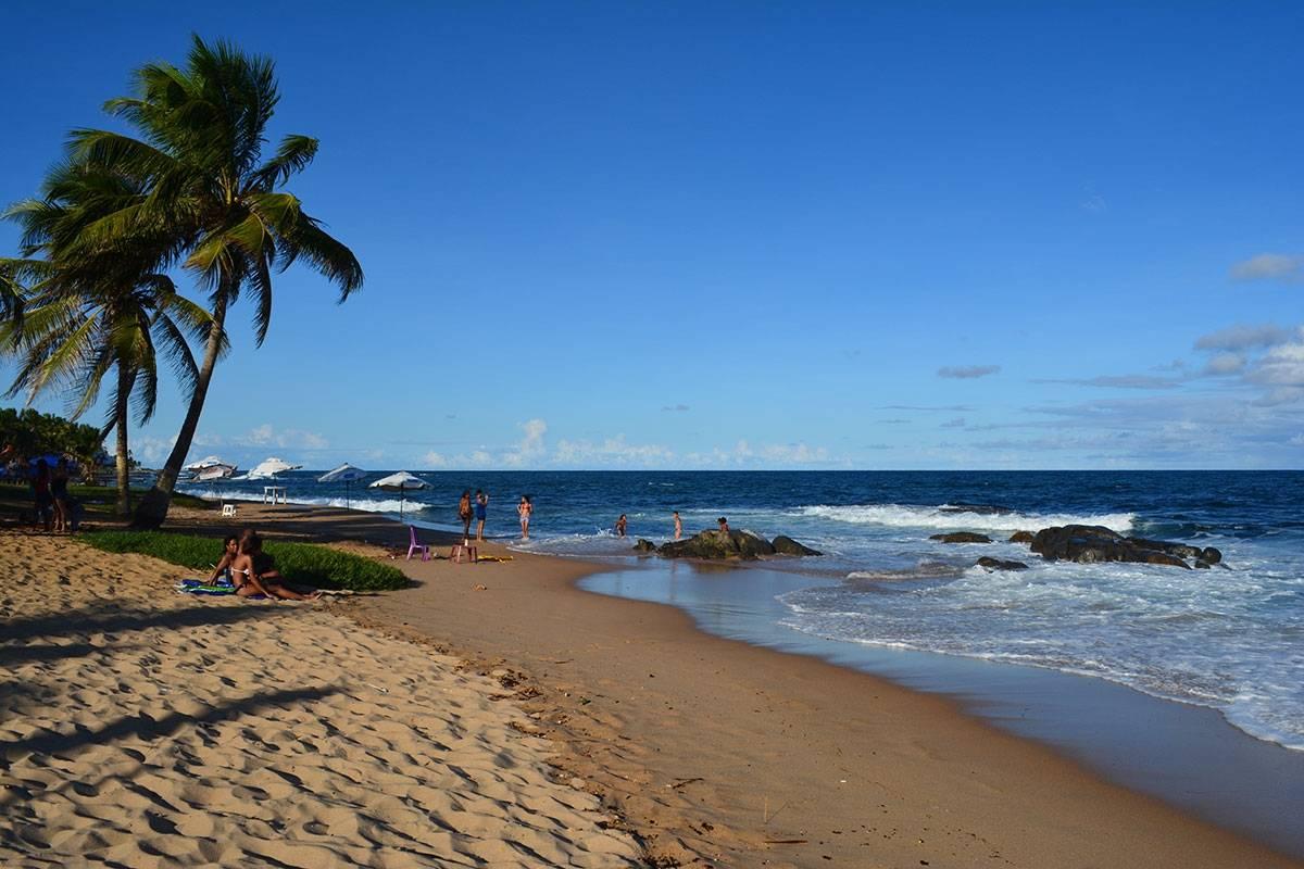 Check Point Praia Itapuã