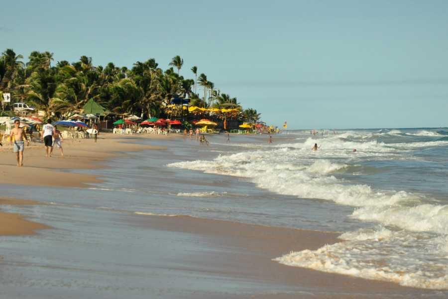 Check Point Praia Stella Maris