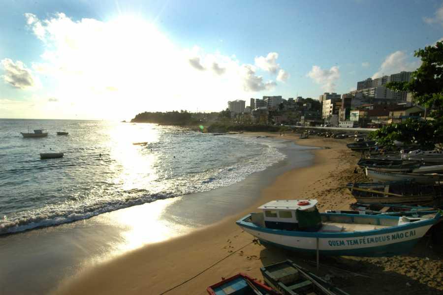 Check Point Praia Rio Vermelho
