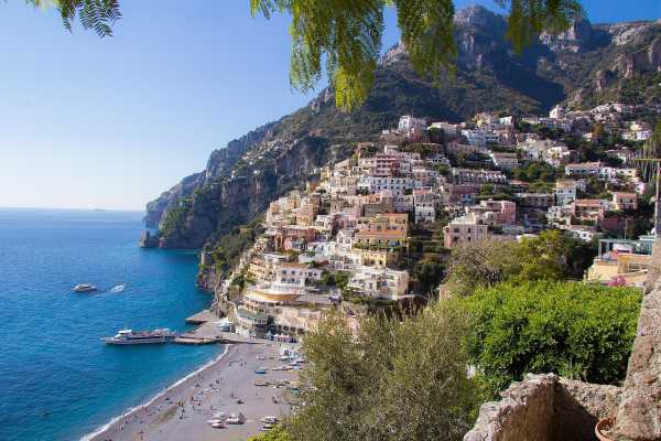 Travel etc Transfer from Positano to Ravello and Viceversa