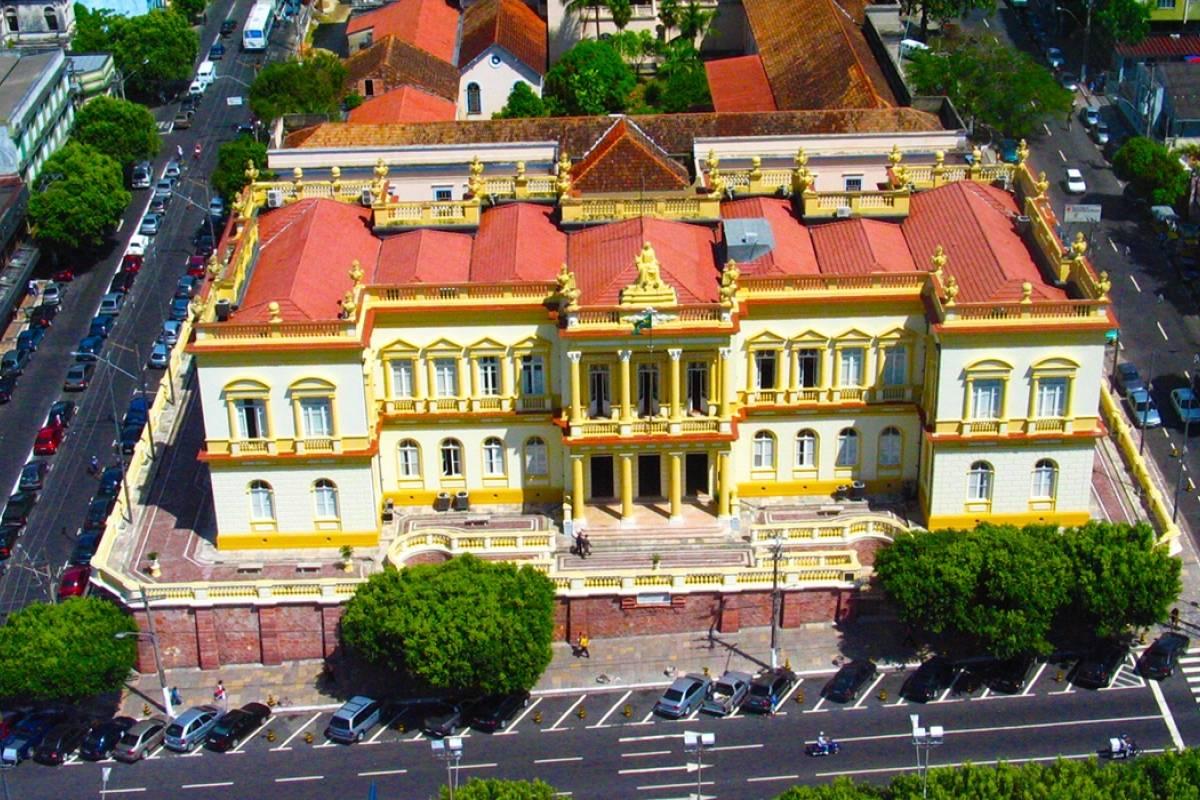 Check Point Palácio da Justiça