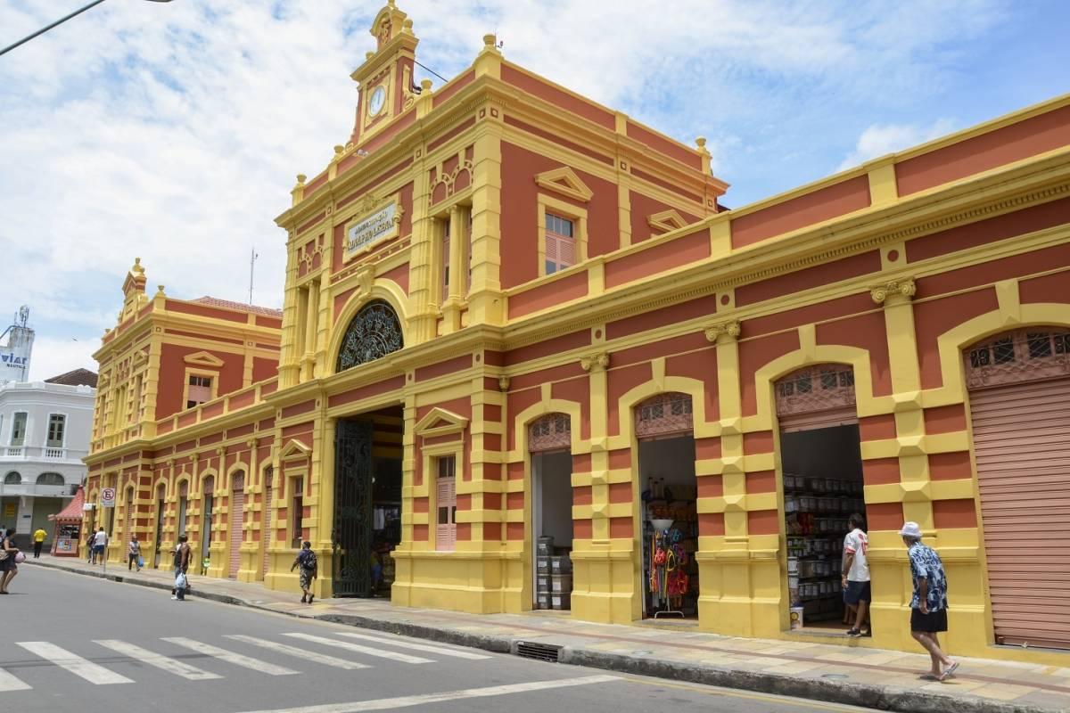 Check Point Mercado Municipal Adolpho Lisboa