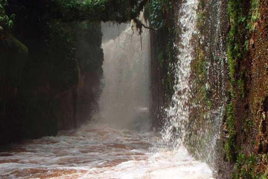 Check Point Cachoeira do Santuário