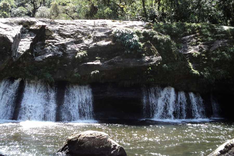 Check Point Cachoeira da Pedra Furada