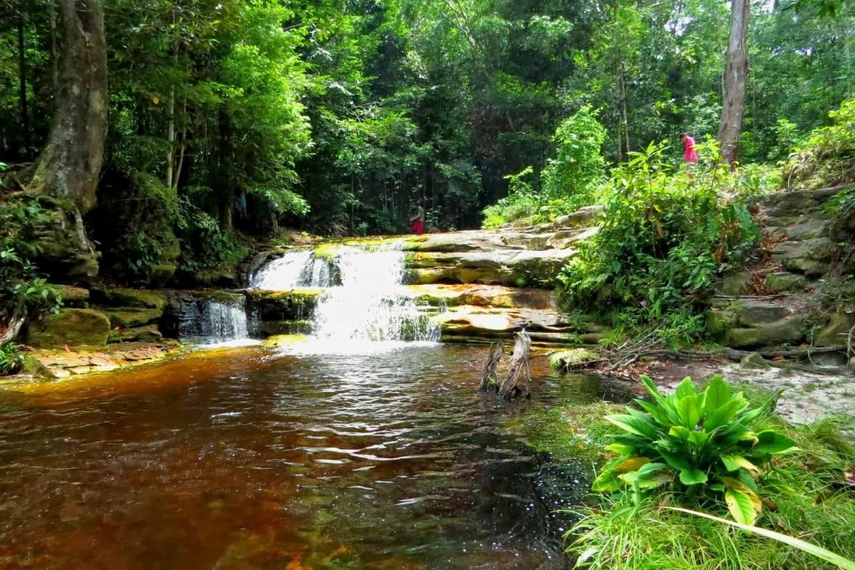 Check Point Cachoeira da Sussuarana