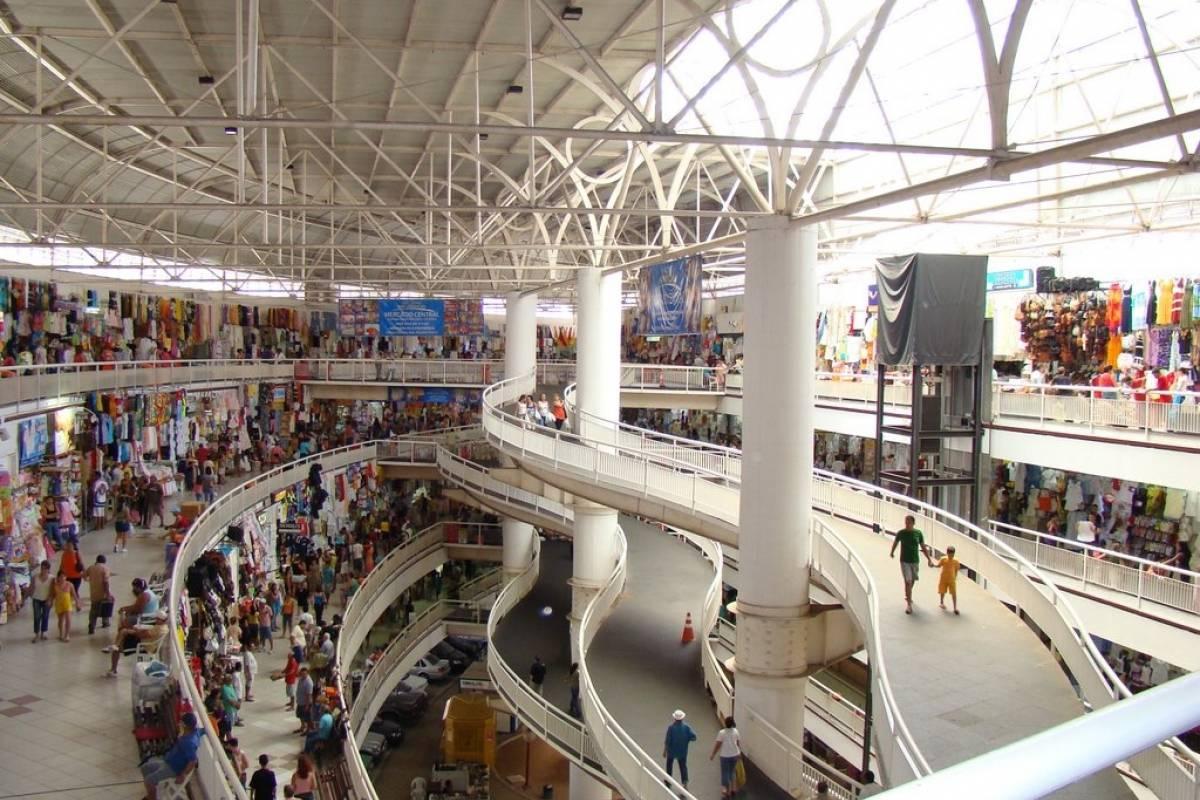 Check Point Mercado Central