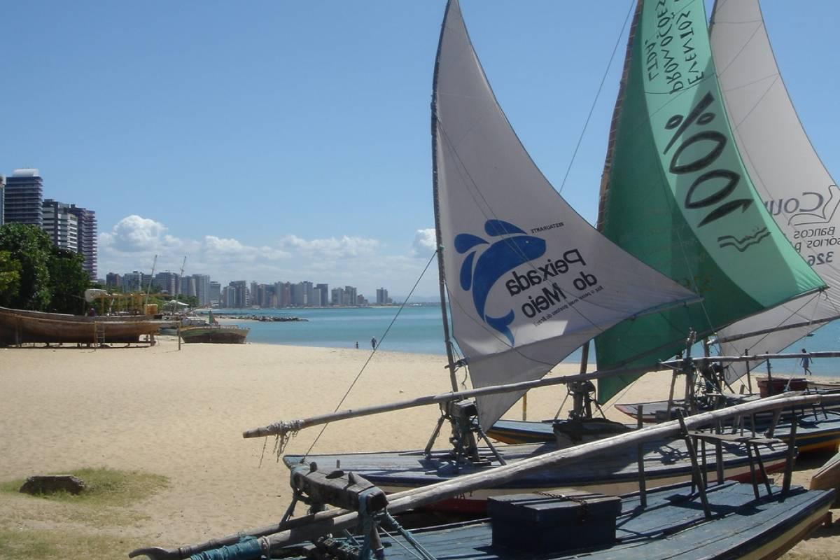 Check Point Praia do Mucuripe