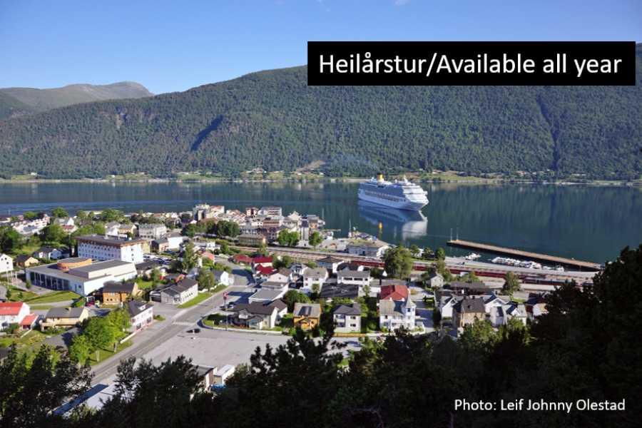 Travel like the locals (Møre og Romsdal) Molde - Åndalsnes (en veg)