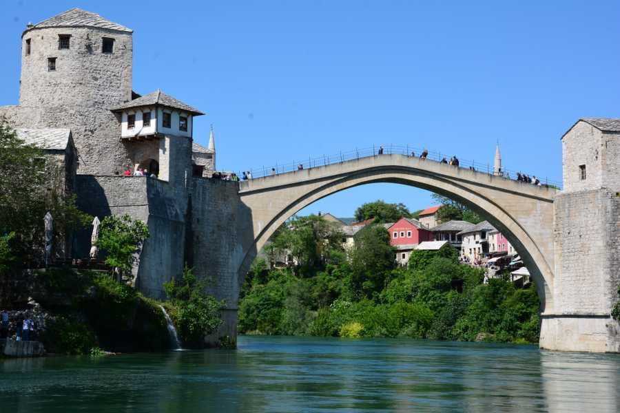 MH Travel Agency TRANSFER from BUDVA and KOTOR to MOSTAR