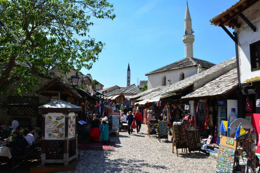 MH Travel Agency TRANSFER from MOSTAR to KOTOR and BUDVA