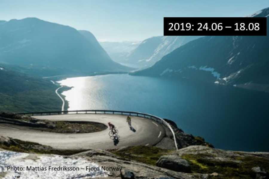 FRAM Round trip Geiranger - Dalsnibba