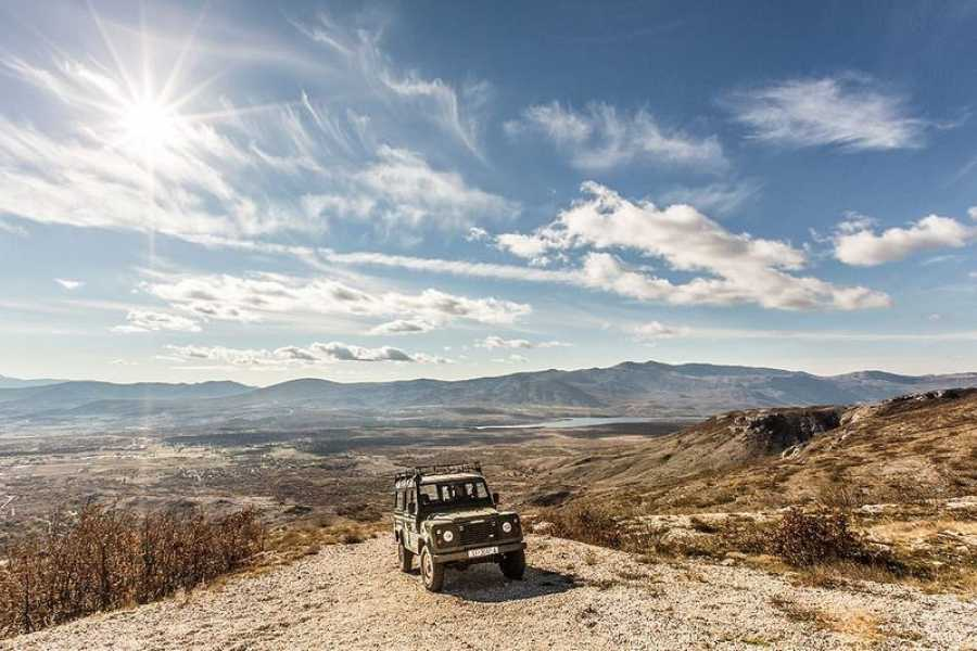 "Travel Agency"" South Tours"" Jeep Safari from Split and Trogir"