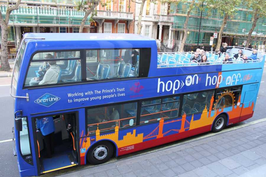 Halal Tourism Britain The Sightseeing Bus Tour