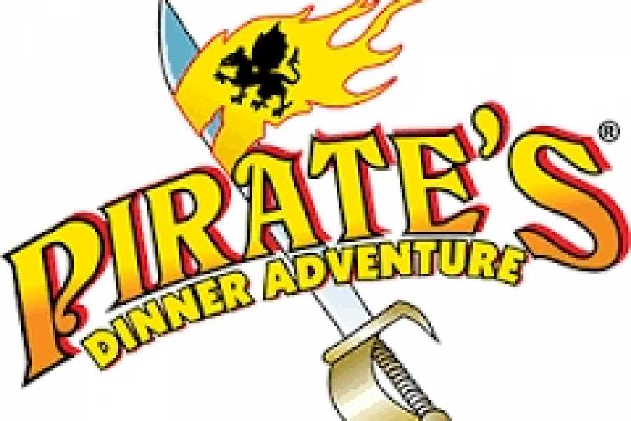 Dream Vacation Builders Pirate's Dinner Adventure Tour #6D