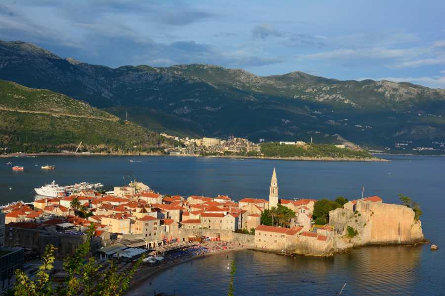 MH Travel Agency PRIVATE SHORE TOUR KOTOR-PERAST-BUDVA