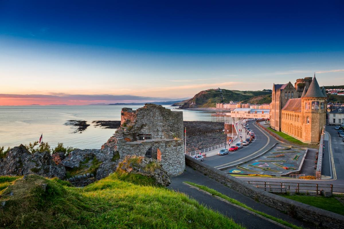 Cambria Tours Aberystwyth Weekend