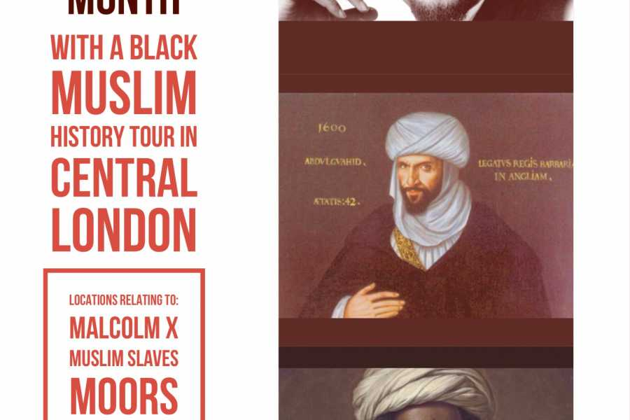 Halal Tourism Britain Black Muslim History Tour