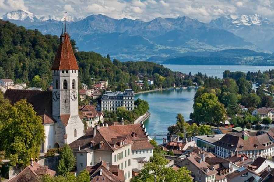 "mobileo Schweiz Classic-Tour Thun ""Treasures of Thun"""